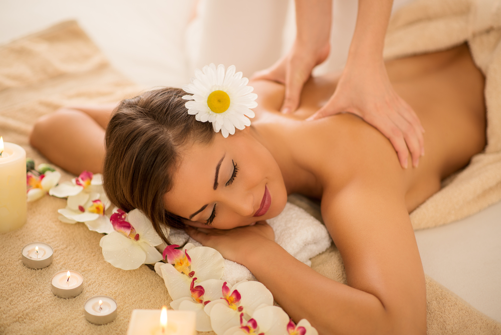 Couples Massage-Full Massage Services